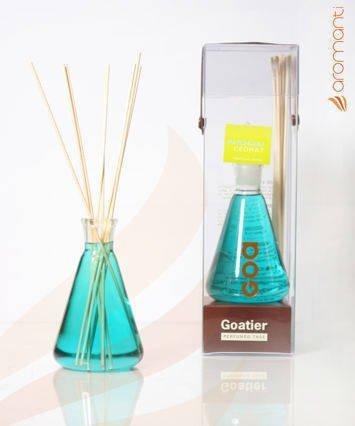 CLEM-GOA Dyfuzor zapachowy CLASSIQUE 300 ml - Paczuli z cedrem