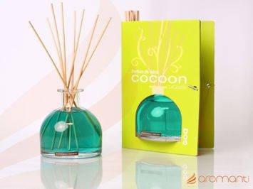 CLEM-GOA Dyfuzor zapachowy COCOON 250 ml - Paczuli z cedrem