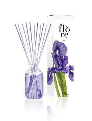 CLEM-GOA Dyfuzor zapachowy FLORE 260 ml - Irys