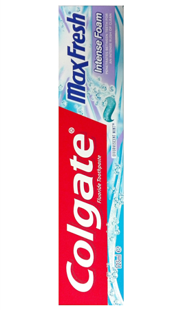 Colgate Pasta do zębów Max Fresh Intense Foam 125 ml