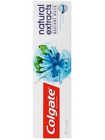 Colgate Pasta do zębów Natural Extracts Radiant White wybielająca 75 ml
