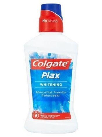 Colgate Płyn do płukania ust Plax Whitening 500ml
