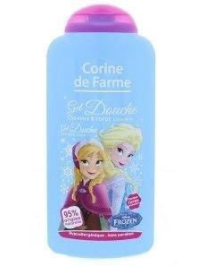 Corine de Farme Żel myjący dla dzieci 2 w 1 Frozen 250 ml