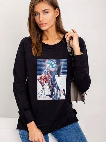 Czarna bluza Sandy