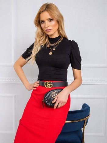 Czarna bluzka Lennie RUE PARIS
