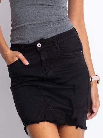 Czarna spódnica Activity