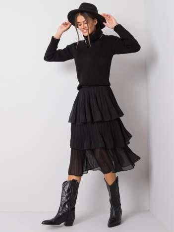 Czarna spódnica Ditta RUE PARIS
