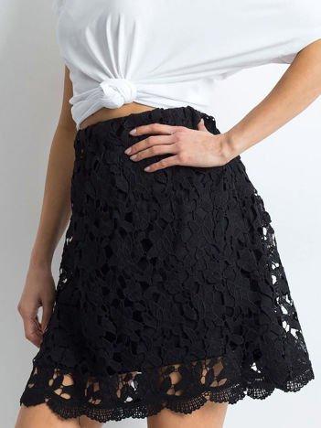 Czarna spódnica Very