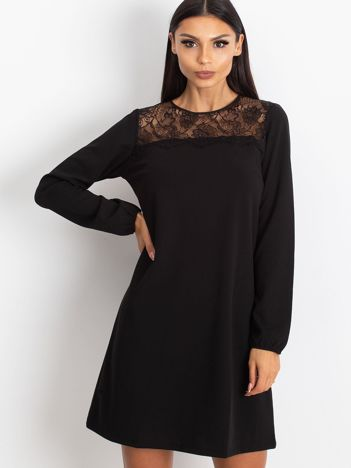 Czarna sukienka Bombay