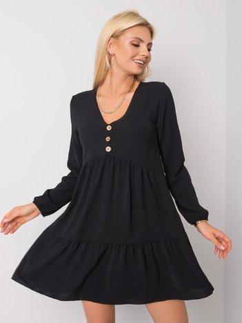 Czarna sukienka Caroll SUBLEVEL