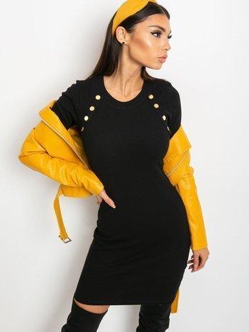 Czarna sukienka Desirable