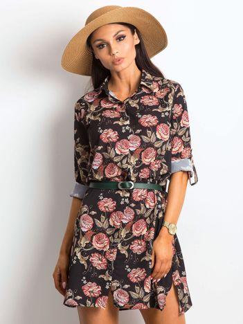Czarna sukienka Enterprising
