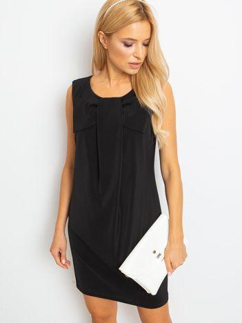 Czarna sukienka Malibu