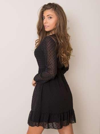 Czarna sukienka Noella SUBLEVEL