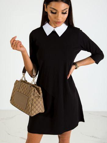 Czarna sukienka Poppy