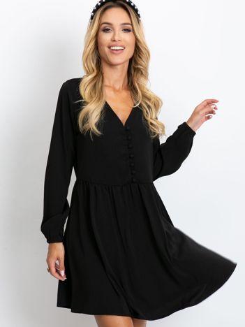 Czarna sukienka Reason