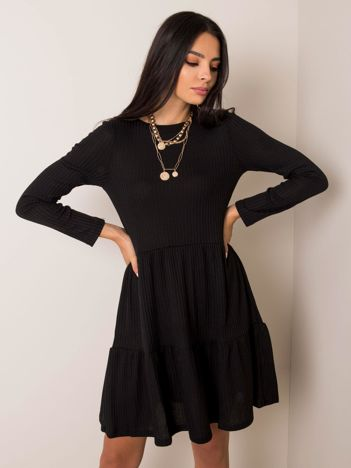 Czarna sukienka Single FRESH MADE