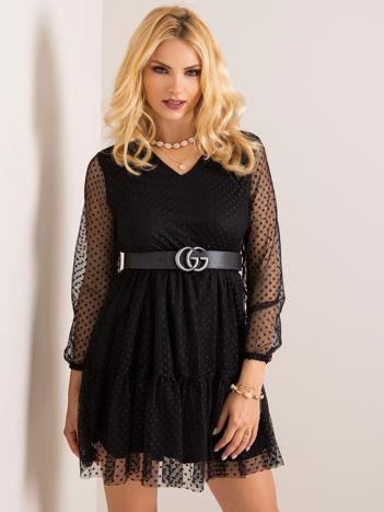 Czarna sukienka Taylor