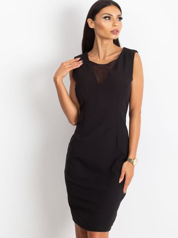 Czarna sukienka Theme