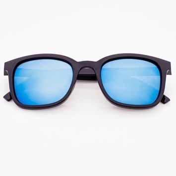 Czarne Okulary Przeciwsłoneczne Lustrzanki