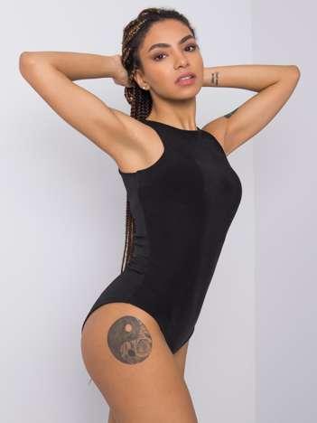 Czarne body Jessie RUE PARIS
