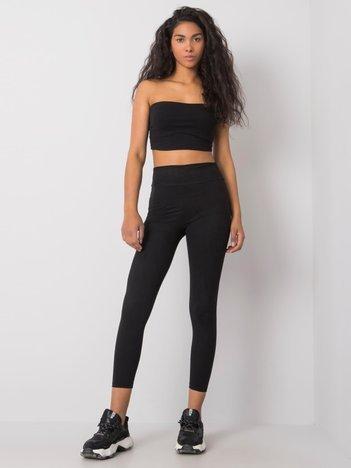 Czarne legginsy Juniper RUE PARIS