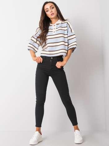 Czarne spodnie Hannah RUE PARIS