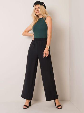 Czarne spodnie Kathleen RUE PARIS