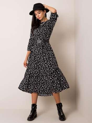 Czarno-biała sukienka Fairy FRESH MADE