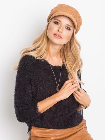 Czarny sweter Delight