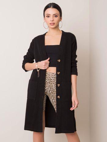 Czarny sweter Tovy RUE PARIS