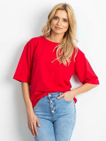 Czerwona bluzka Celebration