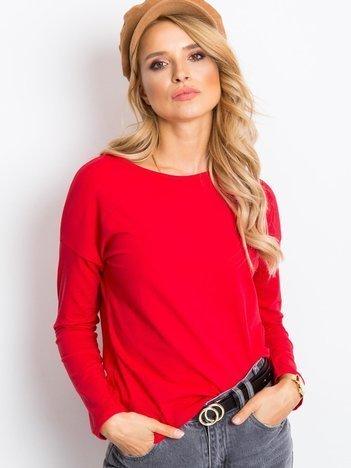 Czerwona bluzka Heaven