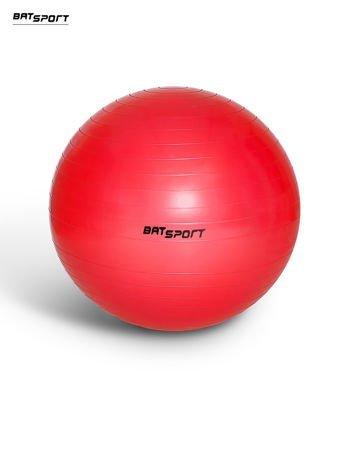 Czerwona mała piłka do fitnessu