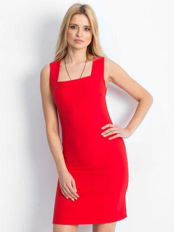 Czerwona sukienka Formalities
