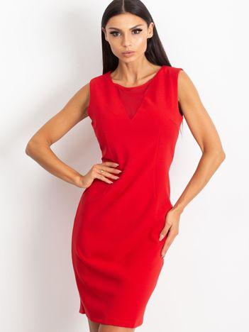 Czerwona sukienka Theme