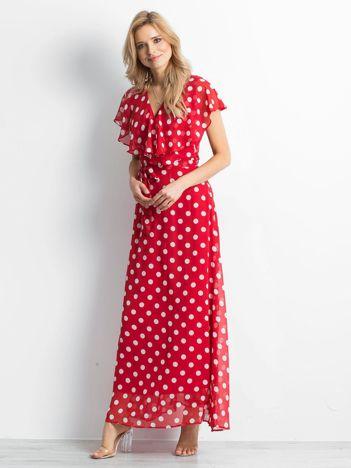 Czerwona sukienka Ultimate