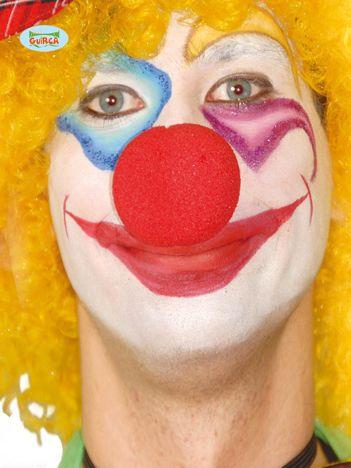 Czerwony nos klauna