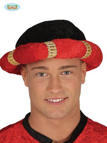 Czerwony turban