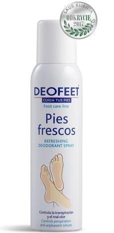 DEOFEET Dezodorant do stóp o potrójnym działaniu 150 ml