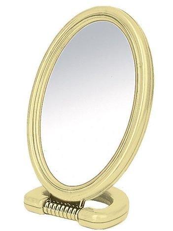 DONEGAL Lusterko kosmetyczne dwustronne owalne 11x15cm (9505)