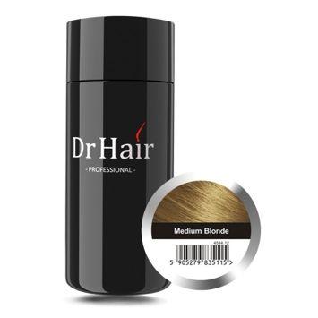 DR HAIR Preparat do zagęszczania włosów Średni Blond