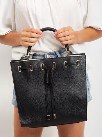 Damska torba czarna