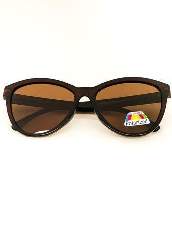 Damskie Klasyczne Okulary Przeciwsłoneczne POLARYZACYJNE