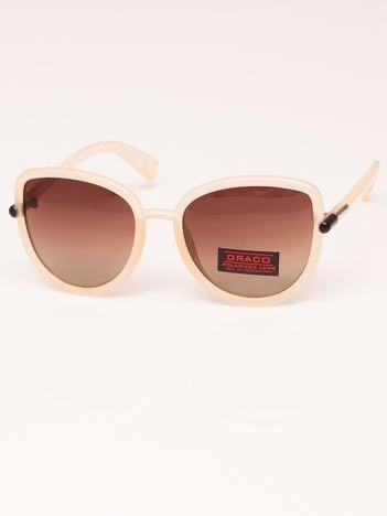 Damskie okulary przeciwsłoneczne POLARYZACYJNE