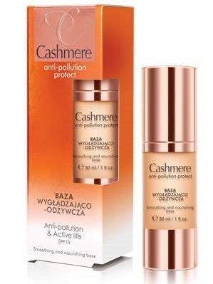 Dax Cosmetics Cashmere Baza pod makijaż wygładzająco-odżywcza Anti-pollution & Active Life 30 ml