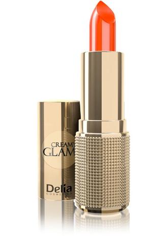 "Delia Cosmetics Creamy Glam Pomadka do ust nr 104  4g"""