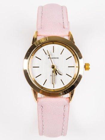 Delikatny zegarek damski