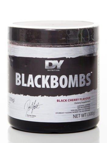 Dorian Yates - Spalacz tłuszczu Black Bombs - 300g