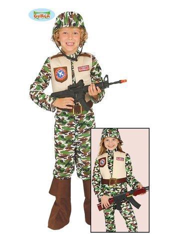 Dziecięce przebranie Wojskowe Siły Specjalne